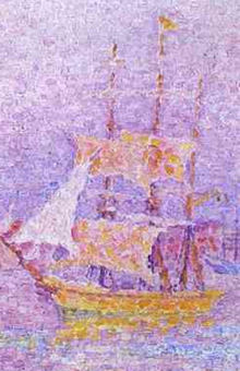 19th century pointillism van gogh liked and disliked
